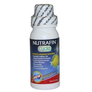 Nutrafin Cycle – Biological Aquarium Supplement 120ml