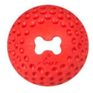 Rogz Gumz Ball-Red