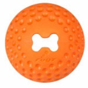 Rogz Gumz Ball-Orange