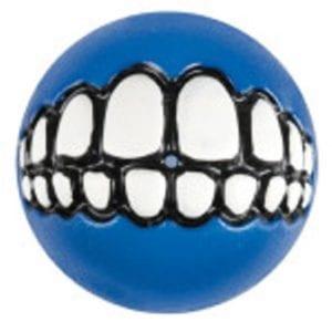 Rogz Grinz Ball- Blue