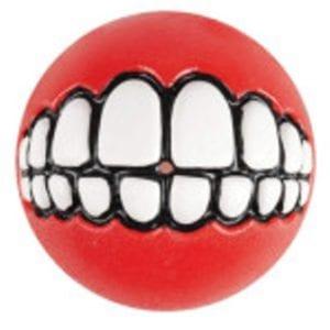 Rogz Grinz Ball- Red