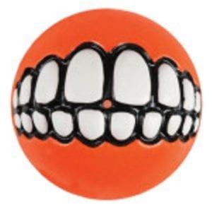 Rogz Grinz Ball- Orange