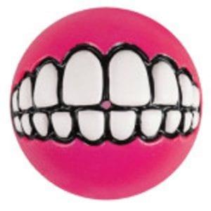 Rogz Grinz Ball- Pink