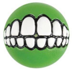 Rogz Grinz Ball- Lime