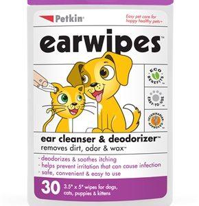 Dog Ear Wipes