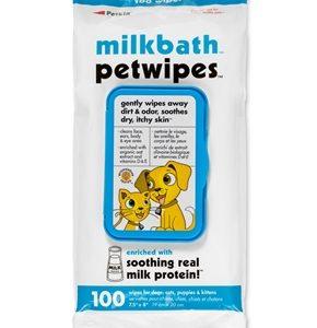Milk Bath Petwipes