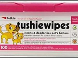 Tushie Wipes