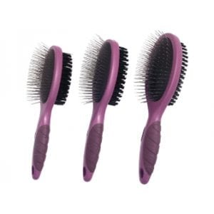 Double Sided Grooming Brush