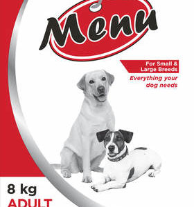 Menu Adult Dog Food