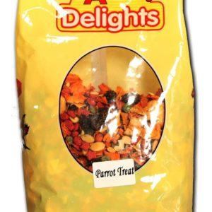 Parrot treats & Parrot Puffs