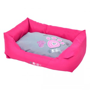 Rogz Spice Podz Bed-Pink Paw