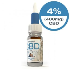 4% CBD Oil For Cats