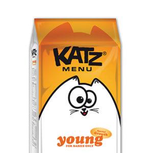 KATZ Menu – Young