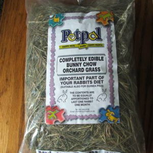 Bunny Chow Orchard Grass (Hay)-500g