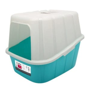 Qena Covered Litter Tray