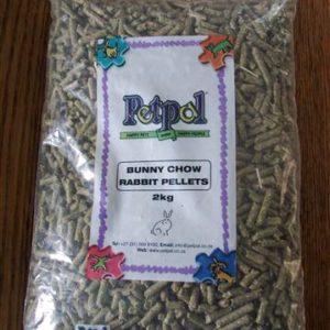 Bunny Chow Rabbit Pellets 2kg