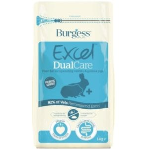 Burgess Excel Dual Care Recovery Diet – 1kg