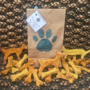 Furry Friends Doggy Treats-120g: Butternut & Cinnamon