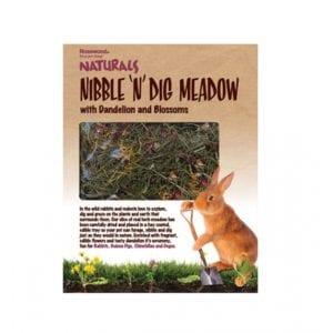 Rosewood Naturals Nibble 'n' Dig Meadow